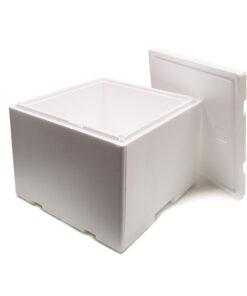 Tempex doos droogijs box piepschuim doos